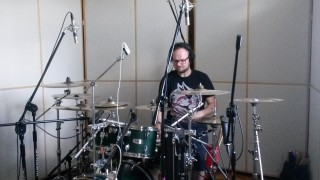 Jesus Chrysler Suicide - drums for the new studio album